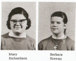 Mary Richardson/Barbara Rieman