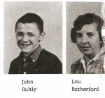 John Ruhly/Lou Rutherford