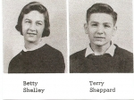 Betty Shelley/Terry Sheppard