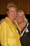 Sandi Strom Wolf and Jeanne Rouse Williams