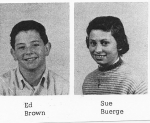 Ed Brown/Sue Buerge